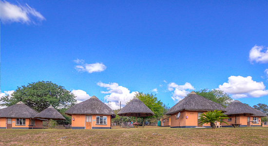 2 bed Rest Huts Mkhuze Game Reserve Mantuma Camp Self-Catering Accommodation