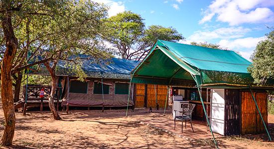 ... uMkhuze Mkuze Mkhuze Game Reserve Mantuma C& 2 bed Safari Tents Kitchen Self-Catering Accommodation & Mantuma Camp Mkuze Game Reserve | Self Catering Accommodation ...